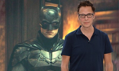 James Gunn habló de 'The Batman'