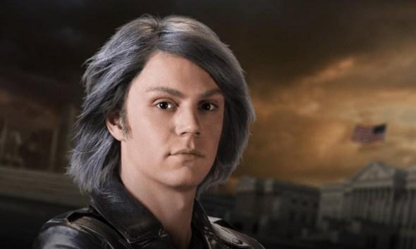Magneto es el padre de Quicksilver