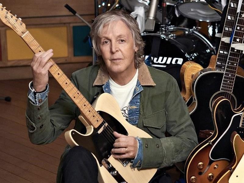 Lanzamiento de McCartney III