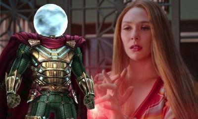 Mysterio se inspiró en WandaVision