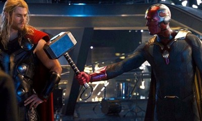 por qué Vision era digno del martillo de Thor