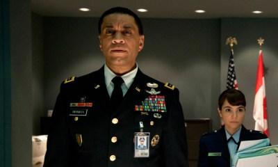 apariencia de Martian Manhunter en Zack Snyders Justice League
