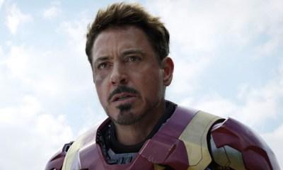 Robert Downey Jr regresaría como Iron Man