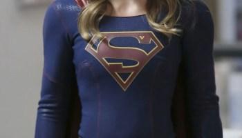 Supergirl en la película The Flash