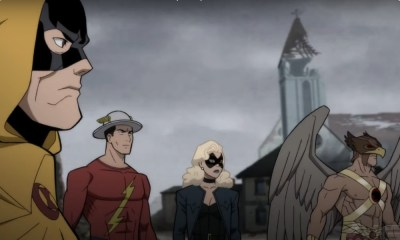 trailer de 'Justice Society World War II'