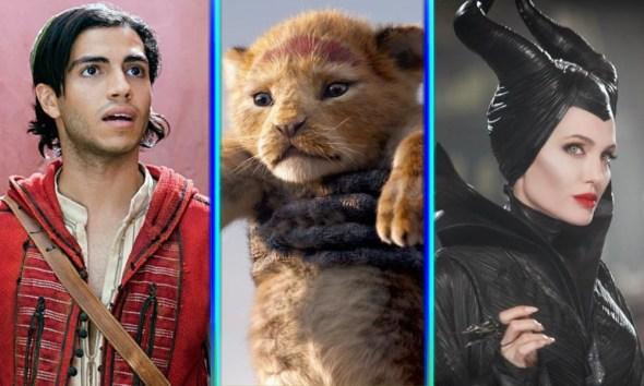 Tres películas más de 'The Lion King'