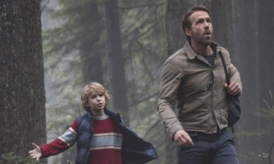Ryan Reynolds publica las fotos de The Adam Project