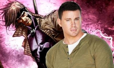Channing Tatum como Gambit en el MCU