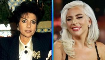 foto de Lady Gaga en 'House of Gucci'