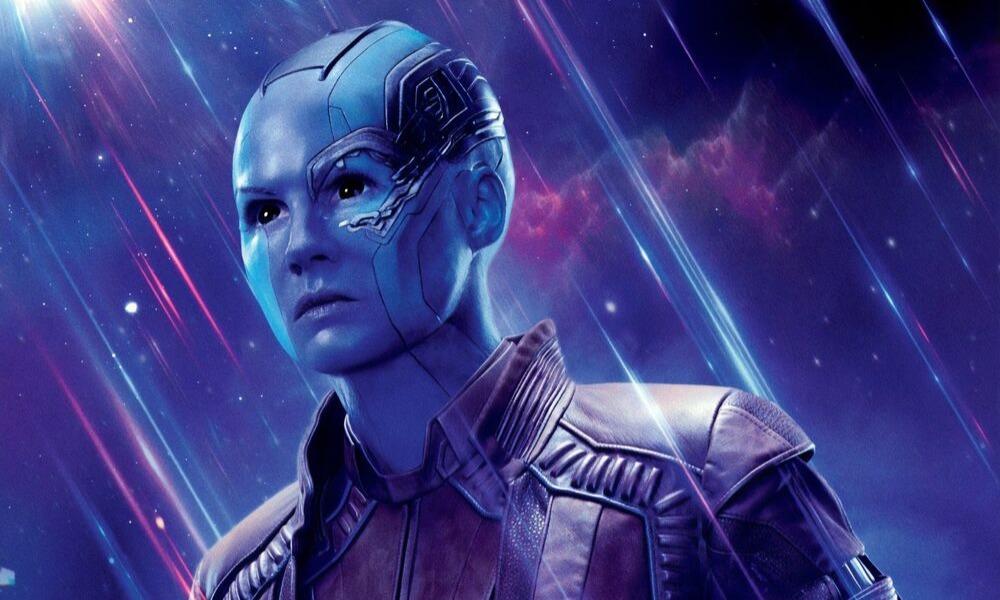Guardians of the Galaxy vol 3 podría ser el final de Nebula