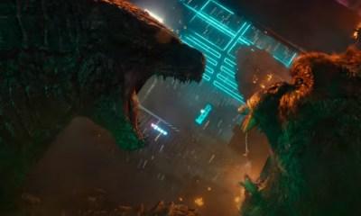 nuevo adelanto de 'Godzilla vs Kong'