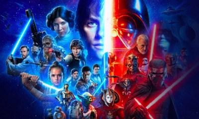 nuevos personajes en las películas de Star Wars