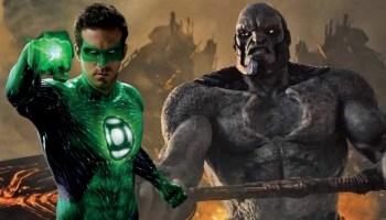 Ryan Reynolds en Zack Snyders Justice League
