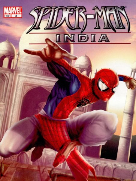 Spider-Man India en 'Into the Spider-Verse 2'