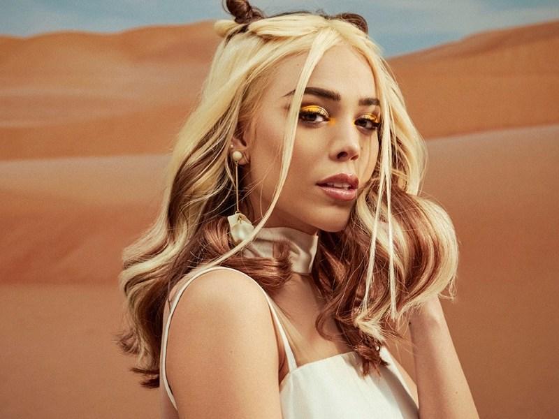 video musical de 'Raya and the Last Dragon' con Danna Paola