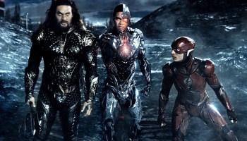 Reseña de Zack Snyders Justice League