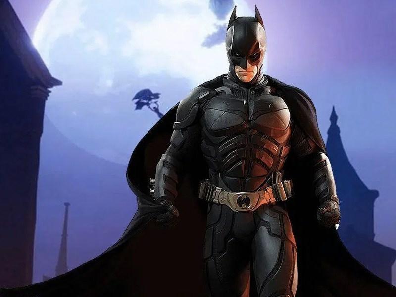 Publican Batman Fortnite: Zero Point