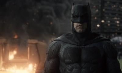 Zack Snyders Justice League es el final perfecto para Batman