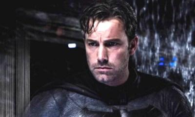 Ben Affleck no quiere regresar como Batman