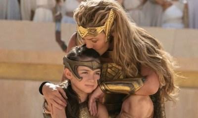 Connie Nielsen cree que HBO Max afectó a Wonder Woman 1984