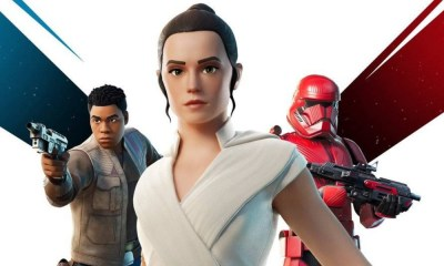 nuevo evento de 'Star Wars' en 'Fortnite'