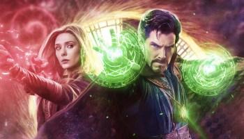 Grabaciones de Doctor Strange 2 terminarán en abril