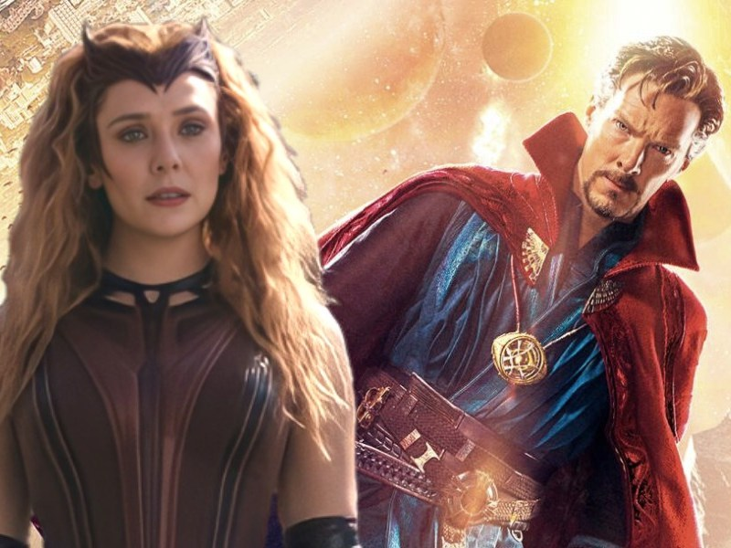 Elizabeth Olsen habló de Doctor Strange 2