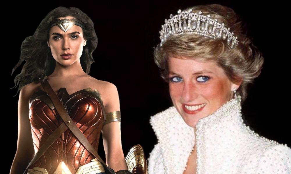 Gal Gadot se inspiró en la Princesa Diana