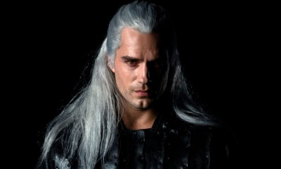 Henry Cavill le dio regalos al elenco de 'The Witcher'