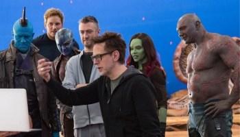 James Gunn tiene dudas sobre Guardians of the Galaxy vol 3