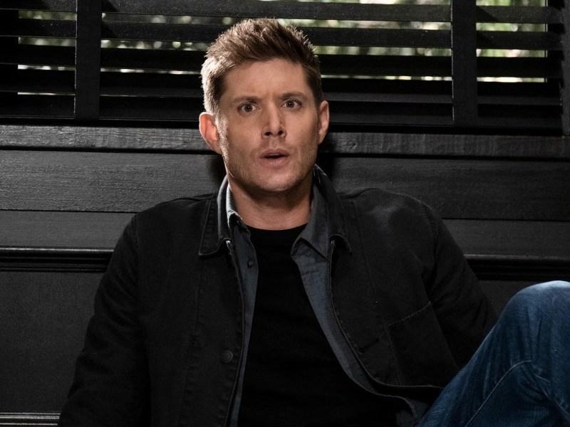 Aspecto de Jensen Ackles en The Boys