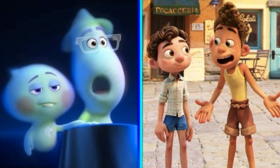 Opinión de Pixar sobre el estreno de Soul y Luca en Disney+