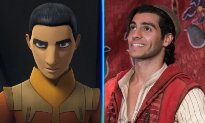 Mena Massoud como Ezra Bridger