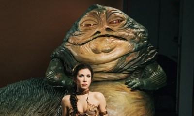 Princesa Leia usó el lado oscuro
