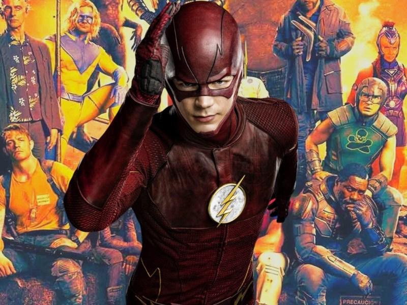 referencia de 'The Flash' en el trailer de 'The Suicide Squad'