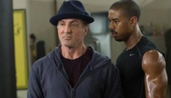 Rocky no estará en 'Creed 3'