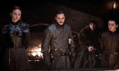 10 mejores personajes de Game of Thrones