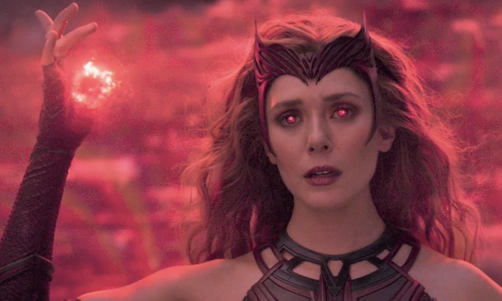 Arte conceptual de 'WandaVision' revela otra versión del traje de Scarlet  Witch