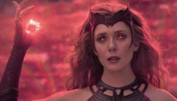 Otra versión del traje de Scarlet Witch