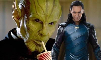 Skrulls en el trailer de 'Loki'