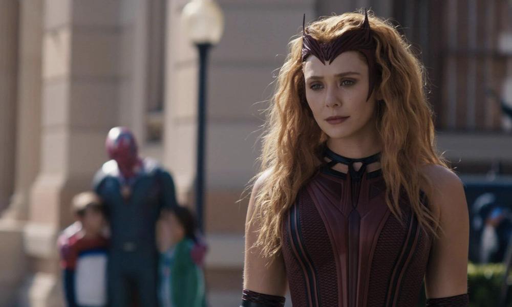 Scarlet Witch cuenta con el poder más grande de Doctor Strange