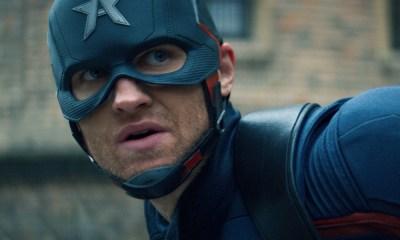 Wyatt Russell habla de una escena del nuevo Captain America