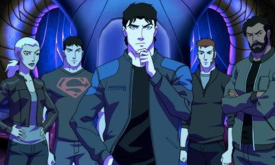Avances en la cuarta temporada de Young Justice