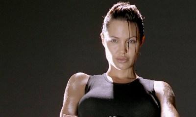 Angelina Jolie no iba protagonizar 'Tomb Raider'