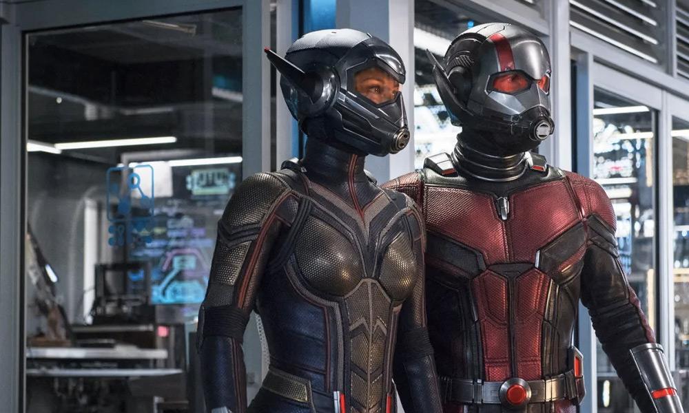 Joven protagonista de Ant-Man and the Wasp: Quantumania