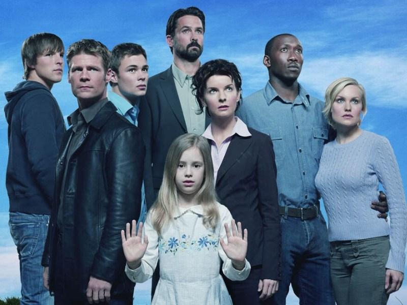 cast del reboot de The 4400