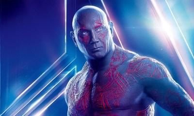 Dave Bautista no ha leído el guion de 'Guardians of the Galaxy Vol 3'