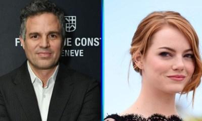 Emma Stone y Mark Ruffalo