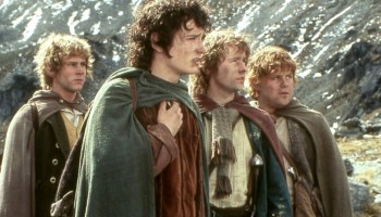 falta de diversidad en la serie de Lord of the Rings