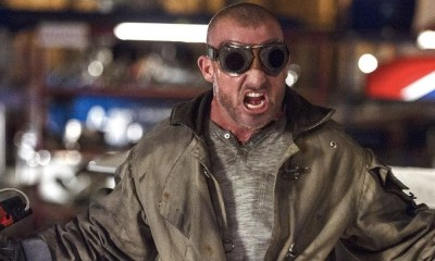 Dominic Purcell salió de Legends of Tomorrow
